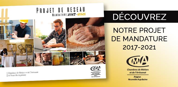 #2021 : découvrez le projet de la CRMA Nouvelle-Aquitaine
