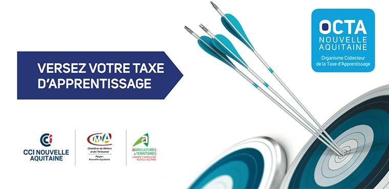 Versez votre taxe d'apprentissage avant le 1er mars 2018