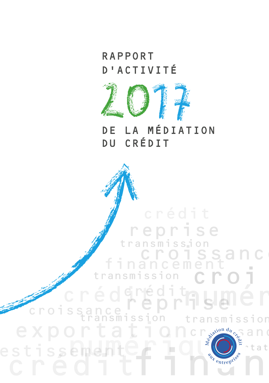 Publication du rapport de la médiation du crédit