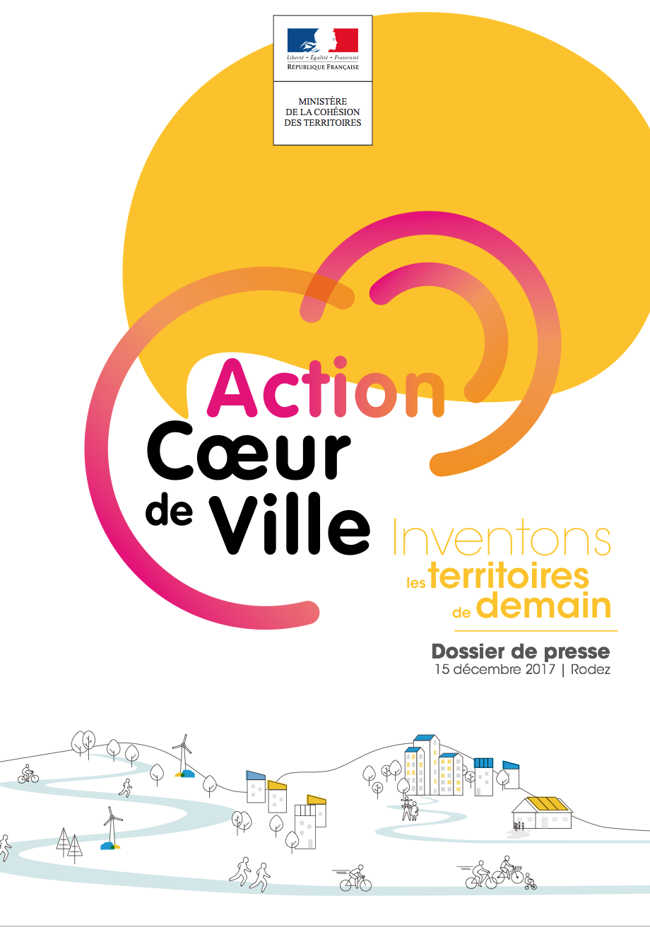 Plan « Action cœur de ville » : 222 villes retenues