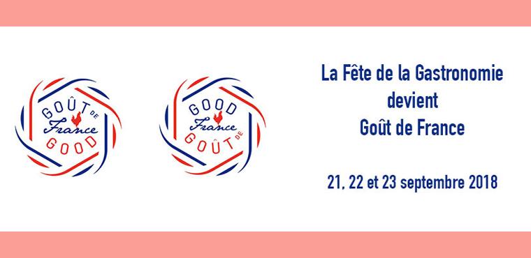 La fête de la gastronomie devient « Goût de France »