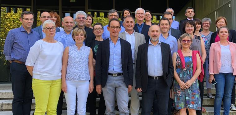 Bayonne : la CRMA accueillie par les comités de direction des CMA 40 et 64