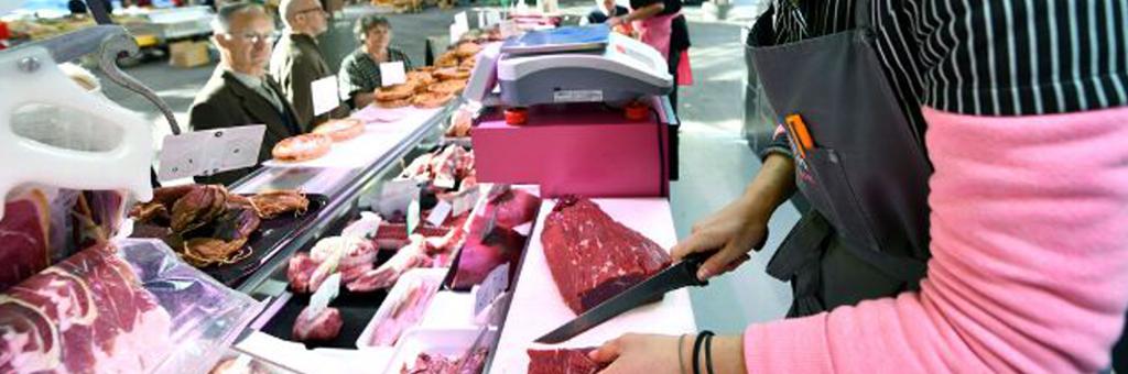 Le Limousin résiste à la baisse de consommation de viande