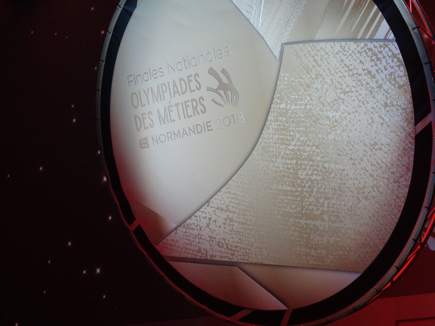 45èmes Olympiades des Métiers à Caen, les résultats complets