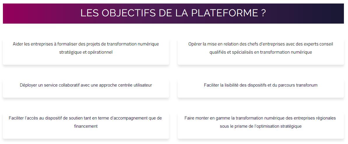 #Matransfonum : nouvelle plateforme de mise en relation