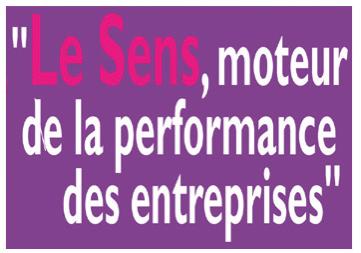 """Journée de l'économie : """"Le sens, moteur de la performance des entreprises"""""""