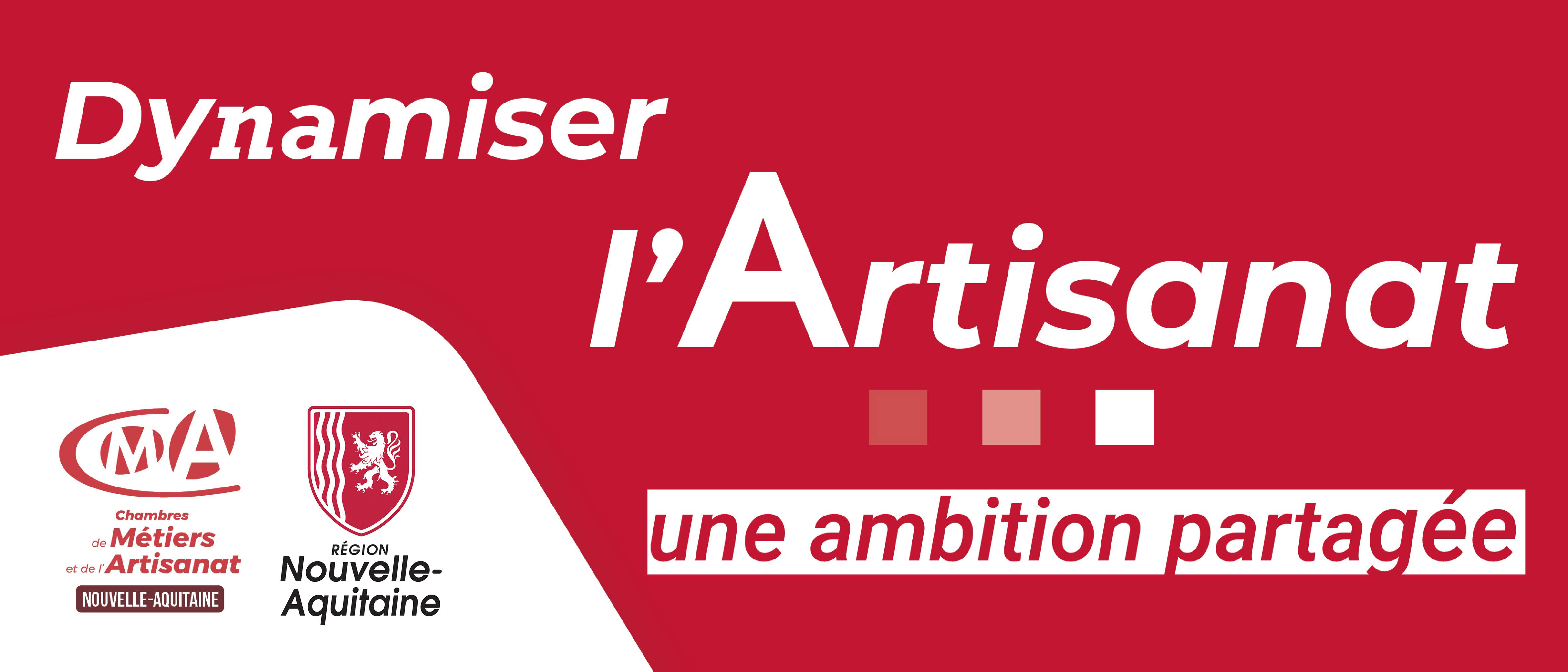 Novembre, mois de la transmission reprise d'entreprises en Nouvelle-Aquitaine !
