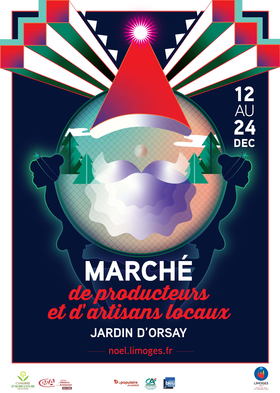 """Marché de Noël """"100%Artisans & producteurs"""""""