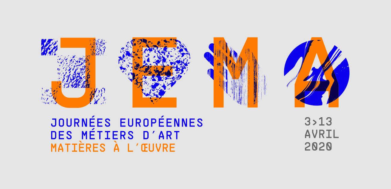 Participez aux Journées Européennes des Métiers d'Art 2020