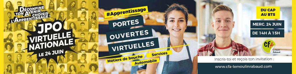 Orientation : participez aux portes ouvertes virtuelles des CFA de l'artisanat