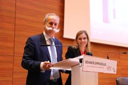 Signature du contrat d'objectifs et de performance 2020-2022 de CMA France