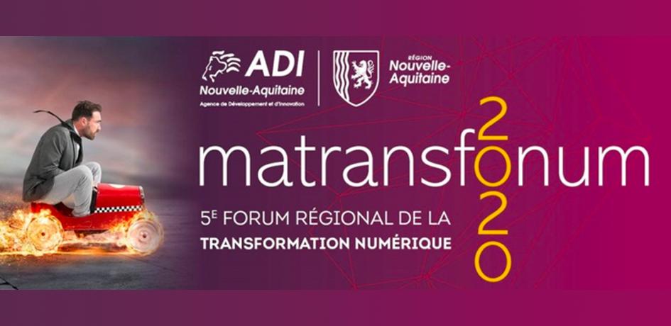 [Matransfonum] : 5ème forum de la transformation numérique