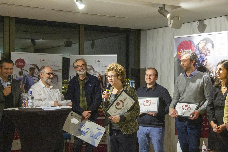 Découvrez les 5 lauréats du Prix Artisans Innovateurs Nouvelle-Aquitaine
