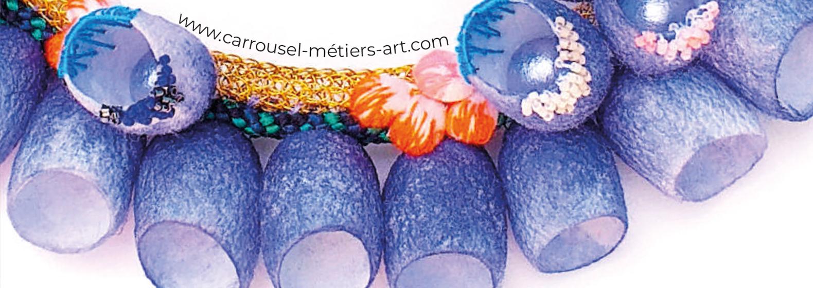 Artisans d'art, participez au Carrousel des Métiers d'Art et de Création