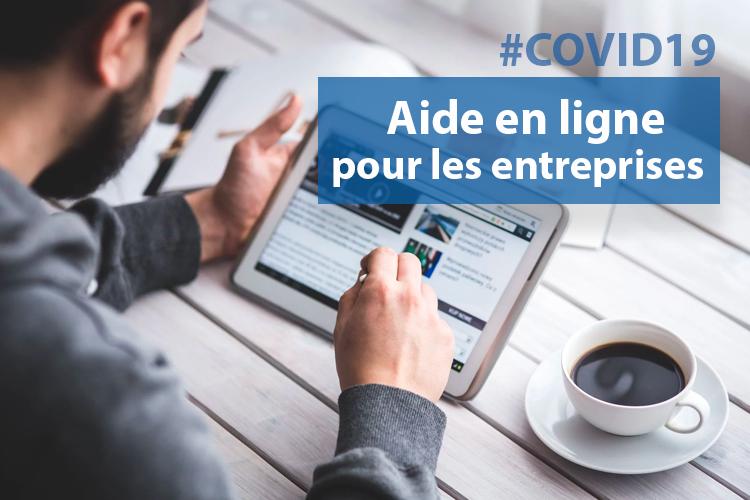 #COVID19 : un outil d'aide en ligne pour les chefs d'entreprises