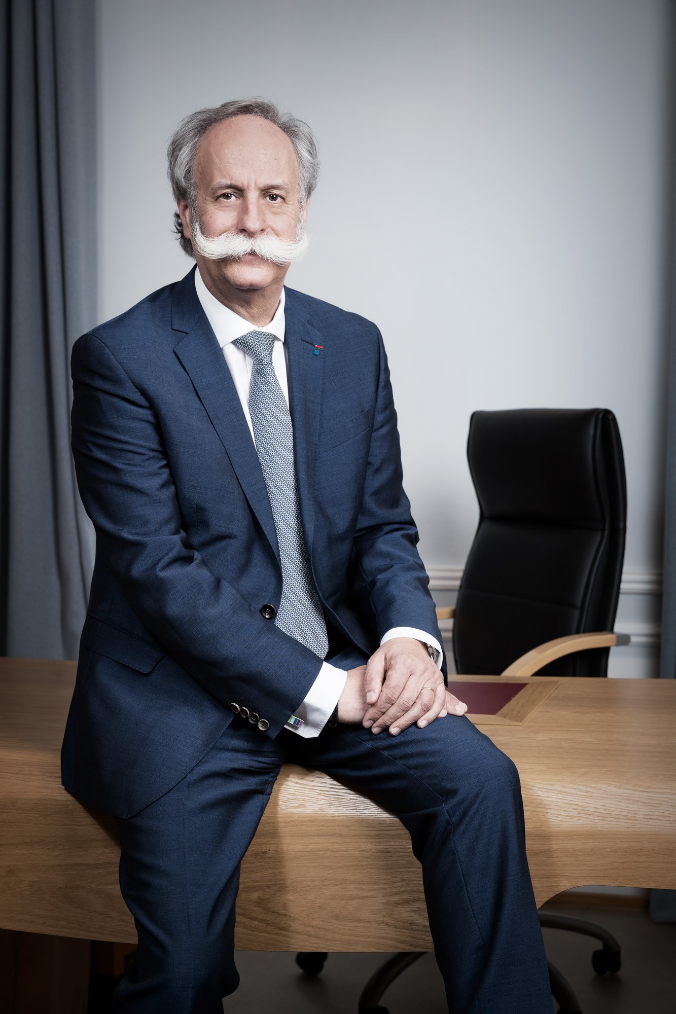 Bernard Stalter, Président de CMA France, est décédé