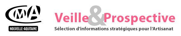 """Sortie de la newsletter """"Veille et prospective"""" pour l'#artisanat ! [#1 - Nov 2020)"""