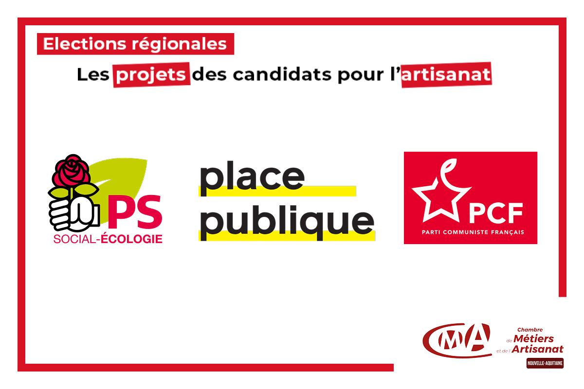 Nos territoires, nos énergies : les projets des candidats pour l'artisanat en Nouvelle-Aquitaine