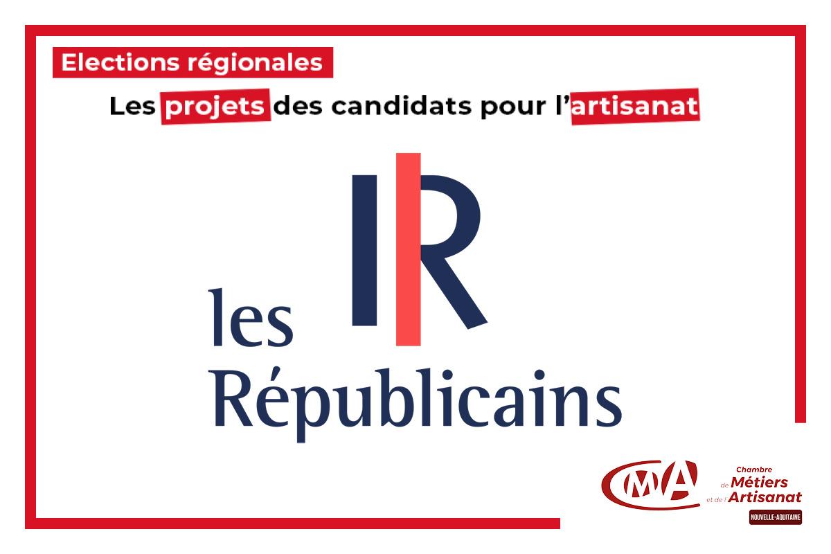 Union de la droite et du centre : les projets des candidats pour l'artisanat en Nouvelle-Aquitaine