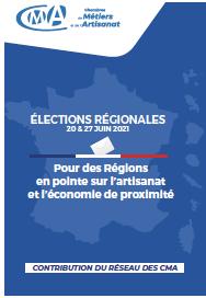 Les propositions des CMA pour des Régions en pointe sur l'artisanat et l'économie de proximité