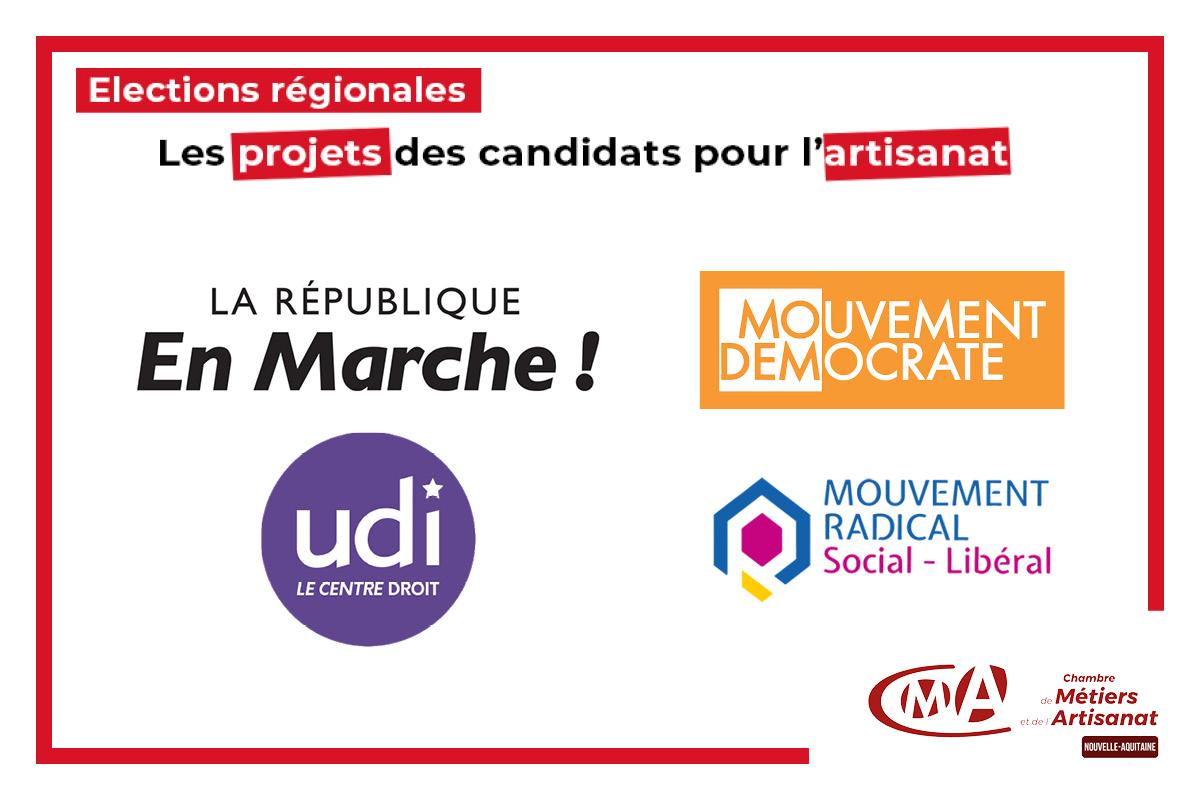 L'union fait la région : les projets des candidats pour l'artisanat en Nouvelle-Aquitaine