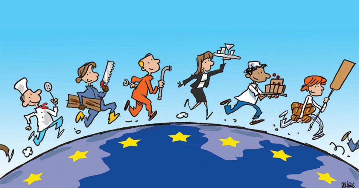 Développer la mobilité européenne des apprentis !