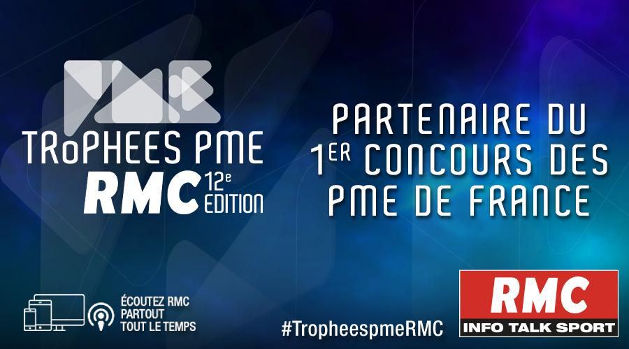 Participez aux Trophées PME RMC, 12ème édition