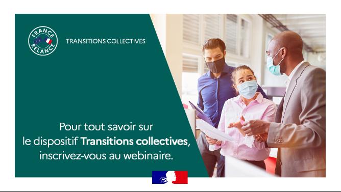 """""""Transitions collectives"""" : découvrez le dispositif d'accompagnement des transformations des entreprises"""