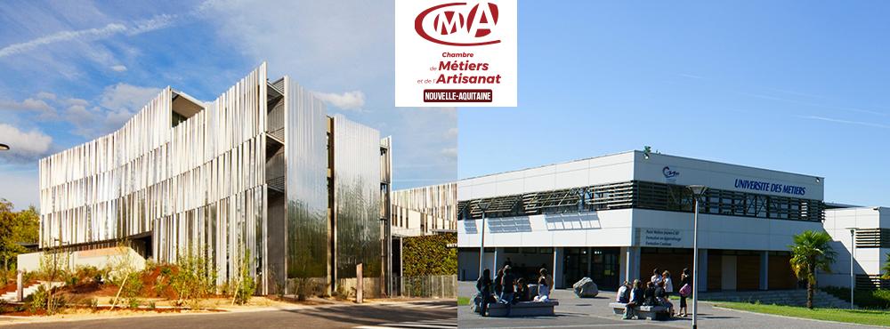 La CMA des Pyrénées-Atlantiques Chambre Des Metiers De Bayonne on