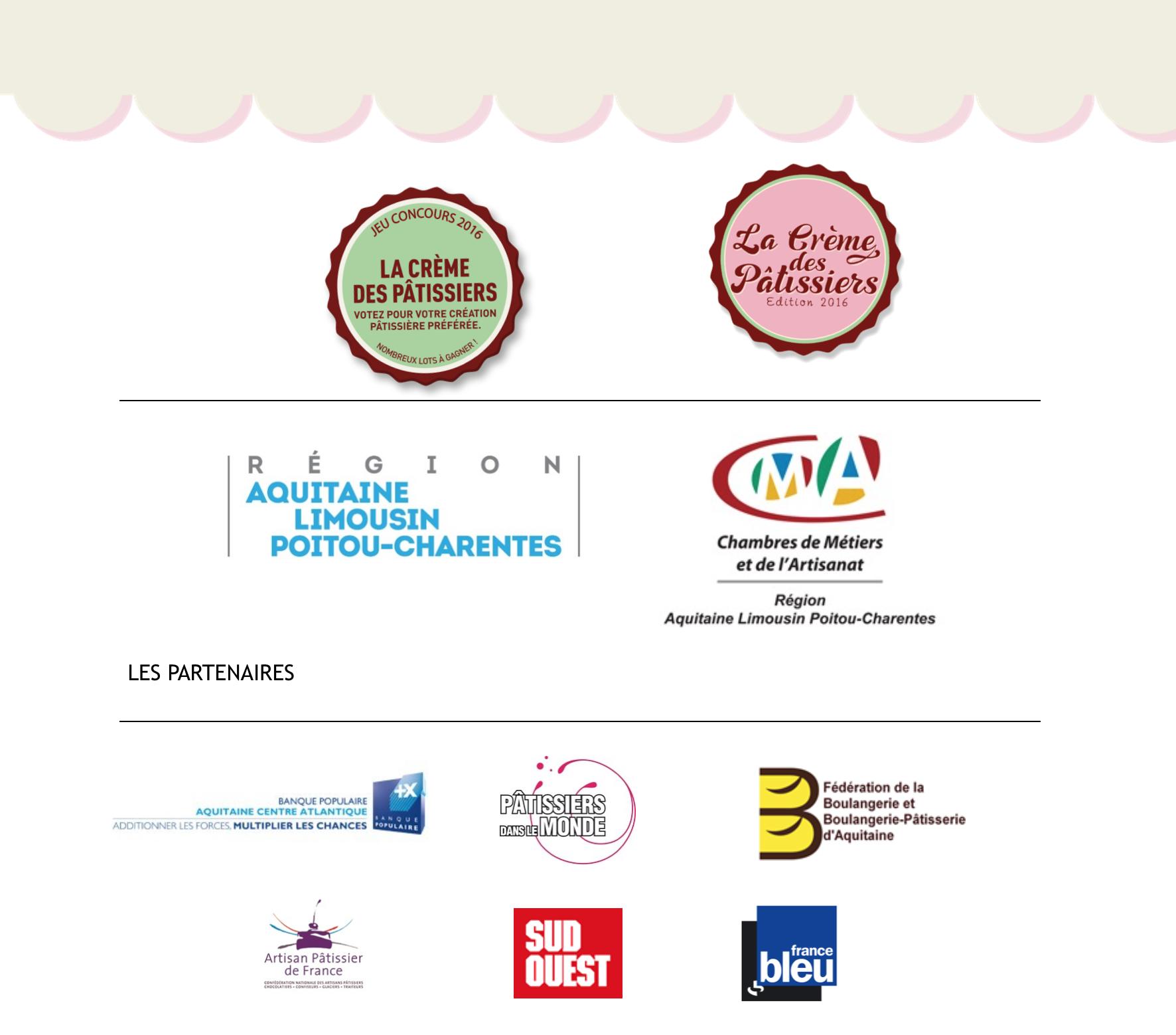 """La """"Crème des pâtissiers"""""""