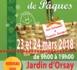 Le Marché de Pâques au Jardin d'Orsay