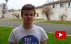 Websérie des Olympiades : J-12 pour Adrien COUSIN !