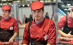 Médaille d'Argent pour notre jeune et talentueux boucher, Maxime David !
