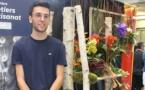 Olympiades des métiers : après le chocolat, le travail des fleurs
