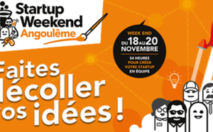 Premier Startup Week-end à Angoulême