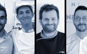 La Crème des Pâtissiers 2016 : 4 départements en finale!