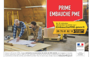 « Embauche PME» 2016 :  une nouvelle aide pour les TPE et PME