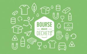 Presse : La Bourse aux déchets de Nouvelle-Aquitaine est en ligne !