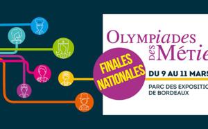 Participez à la finale des Olympiades des Métiers du 9 au 11 mars à Bordeaux