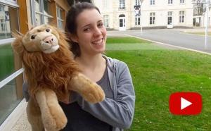 Websérie des Olympiades : J-7 pour Emma SAUTS !