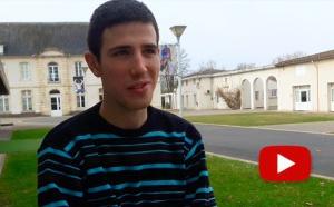 Websérie des Olympiades : J-5 pour Romain DEMPTOS !