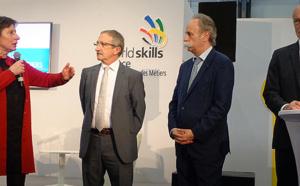 Olympiades des métiers : retour sur le lancement en images