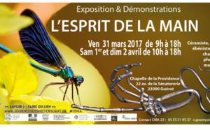 """JEMA 2017 : découvrez l'Esprit et la main"""""""