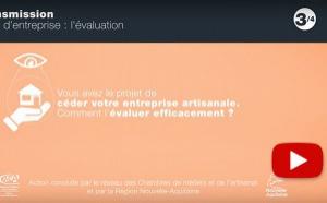 Transmission d'entreprise : l'évaluation (épisode 3) !