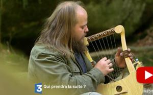 """""""Qui prendra la suite ?"""" : Découvrez le portrait de Julian, luthier !"""