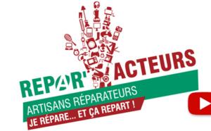 Découvrez le nouveau film des Répar'Acteurs de la Nouvelle-Aquitaine !