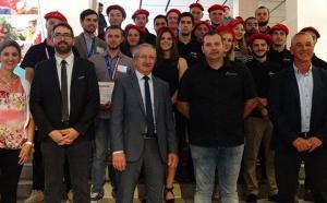 Olympiades des Métiers : les lauréats néo-aquitains mis à l'honneur !