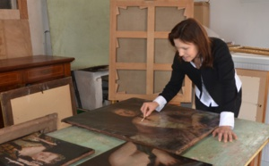 L'exposition Quintessence et la valorisation de professionnels de la restauration du patrimoine