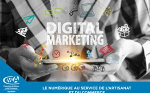 Le numérique au service de l'artisanat et du commerce !