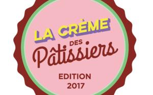 La troisième édition du concours « La Crème des Pâtissiers » est lancée.